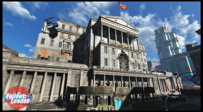 Fallout London is a DLC-sized expansion mod for Fallout 4