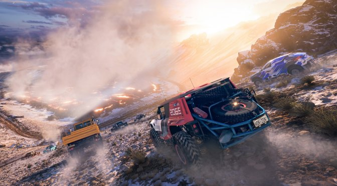 Here are 11 minutes of gameplay footage from Forza Horizon 5