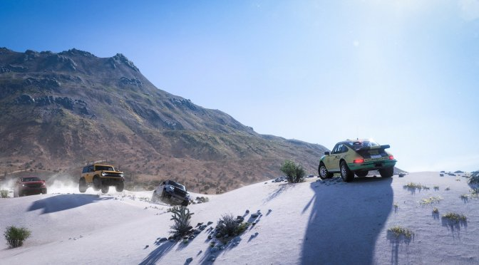 Forza Horizon 5 will only feature Ray Tracing in ForzaVista, will not support mods