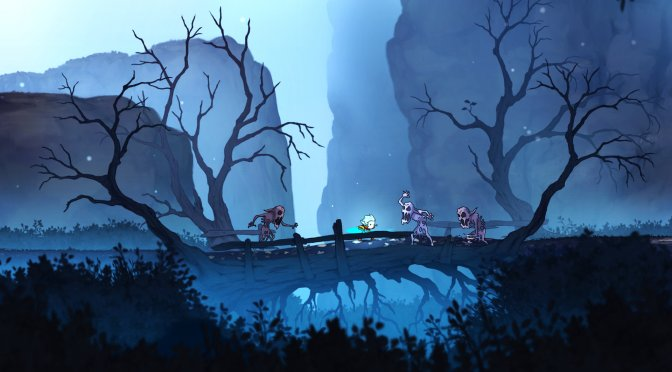 Hand-drawn adventure game, Greak: Memories of Azur, releases on August 17th