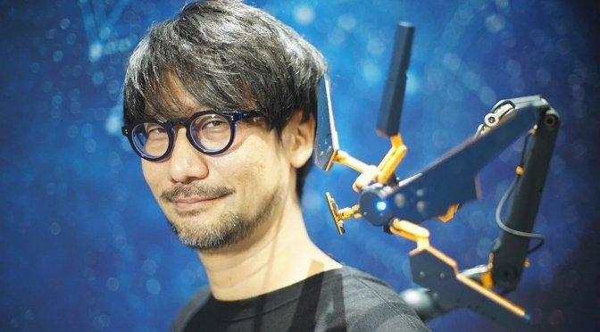 Rumor: Microsoft to publish Hideo Kojima's new episodic game that uses the cloud