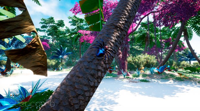 Honeybomb is a new first-person, open-world, survival-sandbox game for PC