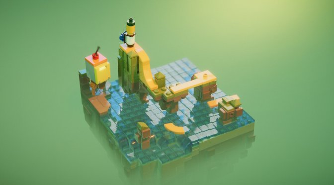 LEGO Builder's Journey – Ray Tracing & DLSS Benchmarks