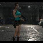 Lara Croft Mod for Resident Evil 2 Remake-5