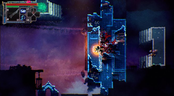 """Here are 4 minutes from the """"Dark Souls meets Tetris"""" isle-shifting action roguelike, Loot River"""
