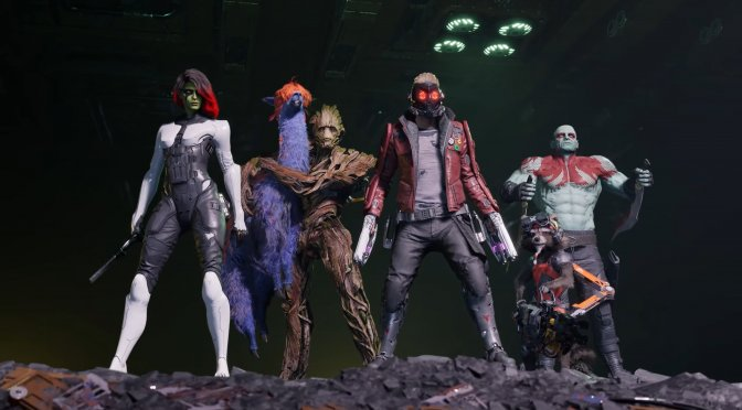 EIDOS Montreal's Guardians of the Galaxy releases this October, gets E3 2021 trailer