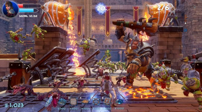 Orcs Must Die! 3 releases on July 24th, first screenshots & details