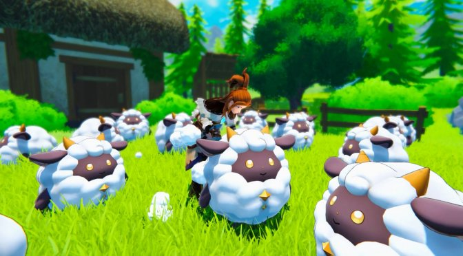 Pokemon-inspired Palworld gets a brand new gameplay trailer