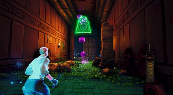 Phantom Abyss seems like an interesting asynchronous multiplayer game