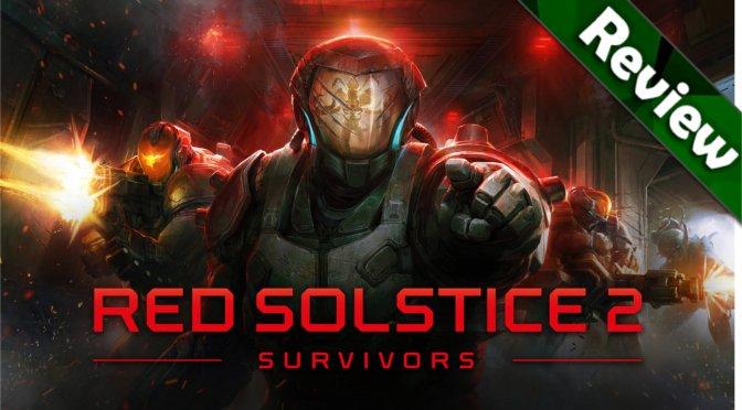 Red Solstice 2: Survivors – PC Review