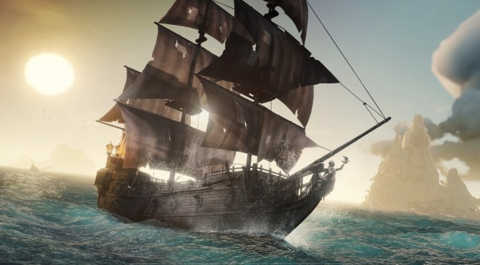 Sea of Thieves had 4.8 million active players in June 2021, August Update released