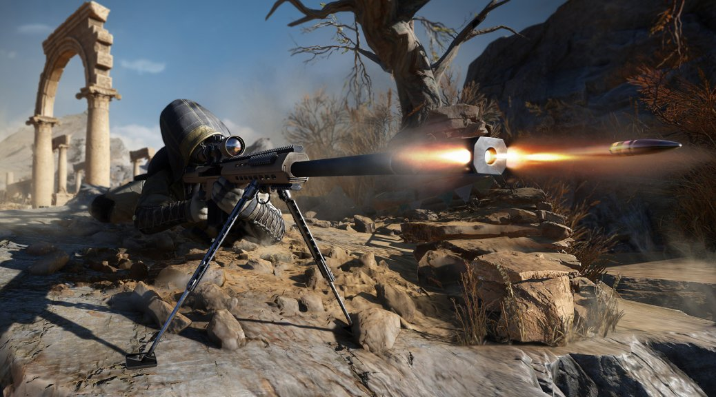 Sniper Ghost Warrior Contracts 2 new feature