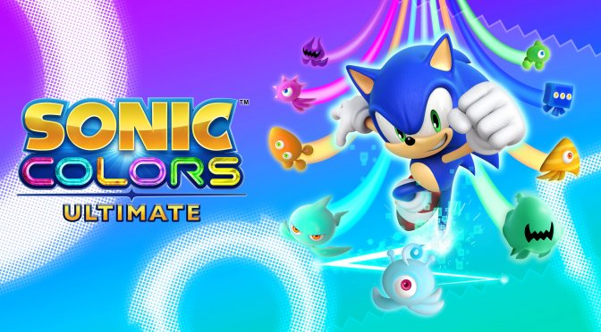 Sonic Colors Ultimate feature