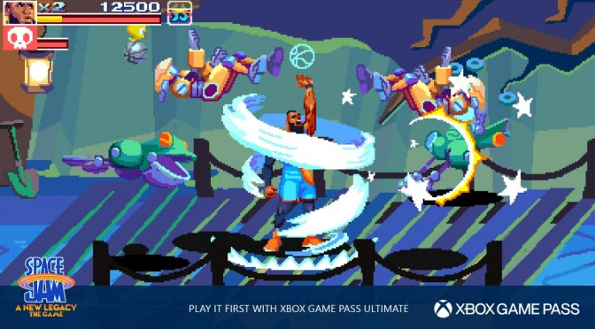 Space Jam: A New Legacy The Game is a… new free-to-play beat 'em up