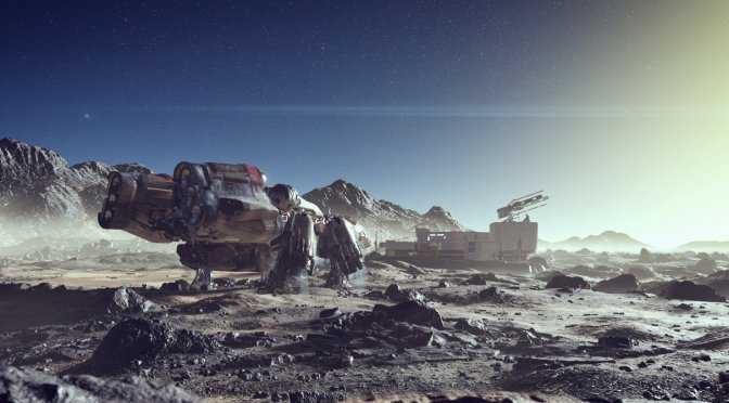 Starfield E3 2021 trailer was entirely in-game without any cinematic tools