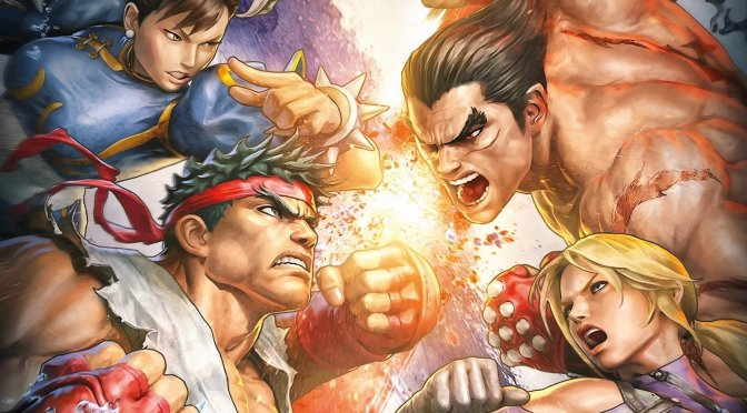 Tekken x Street Fighter has not been canceled but it's put on hold indefinitely