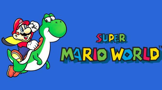 Super Mario World feature