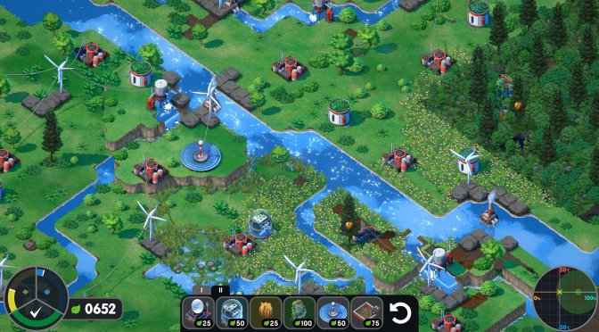 Terra Nil is a reverse city-builder about ecosystem restoration