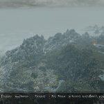 The Elder Scrolls V Skyrim next-gen pseudo 3D world map