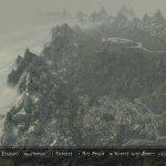 The Elder Scrolls V Skyrim next-gen pseudo 3D world map-3