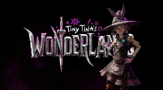 2K Games and Gearbox announce Tiny Tina's Wonderlands, coming in early 2022