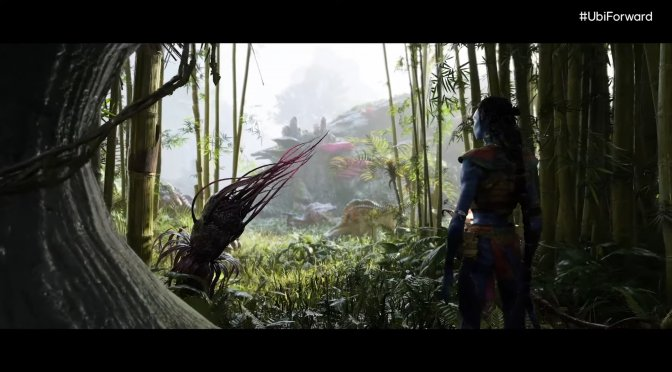 First in-engine trailer for Ubisoft's Avatar, will be using Snowdrop Engine