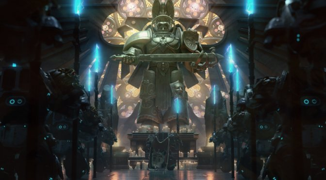 Turn-based tactical RPG, Warhammer 40K: Chaos Gate – Daemonhunters, coming to PC in 2022