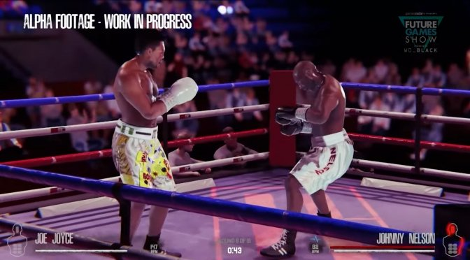 eSports Boxing Club is a new boxing game, coming to PC in 2021
