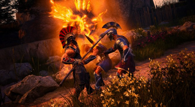 Achilles: Legends Untold is a new isometric souls-like action RPG, inspired by old-school hack&slash games