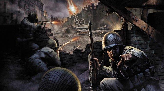 Call of Duty original 2003 feature