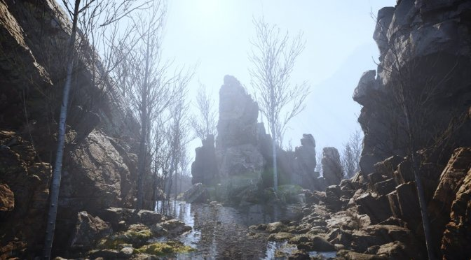 Star Wars & Dragon Age: Inquisition look cool in Unreal Engine 5
