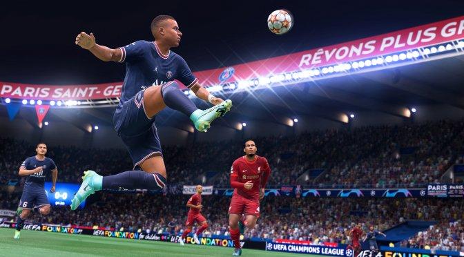 FIFA 22 feature