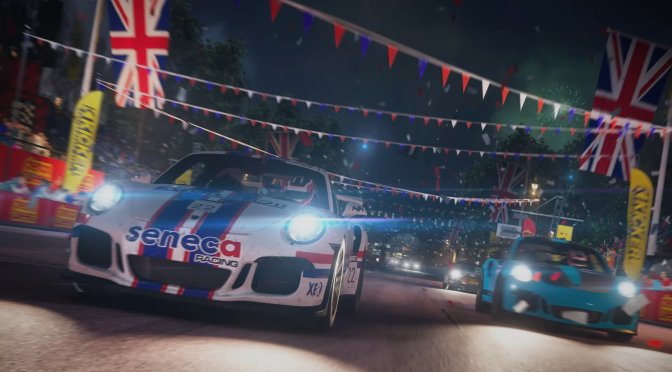 EA and Codemasters announced GRID Legends, coming out in 2022