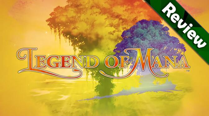 Legend of Mana Review: A Gem Best Left Buried