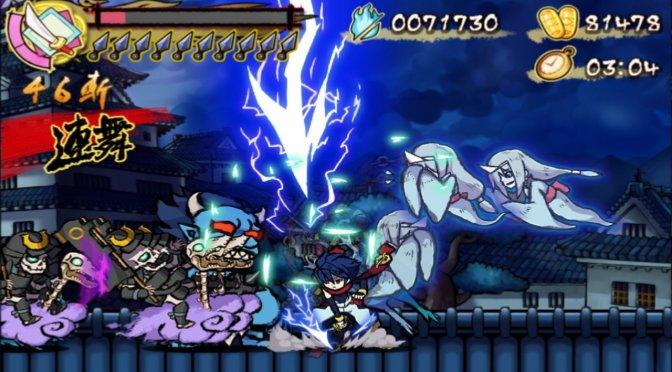 Nintendo Switch exclusive Mononoke Slashdown is coming to PC in August 2021