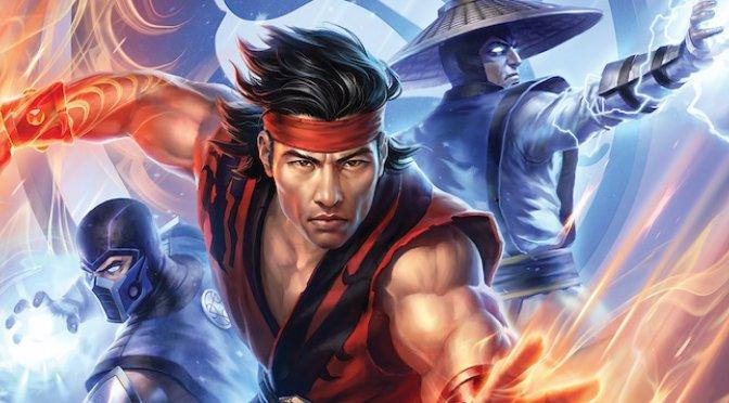 Official Trailer for Mortal Kombat Legends: Battle of the Realms