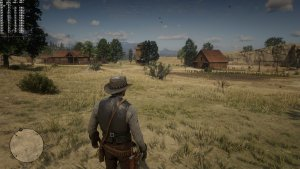 Red Dead Redemption 2 DLSS Quality-4