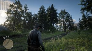 Red Dead Redemption 2 DLSS Quality-10