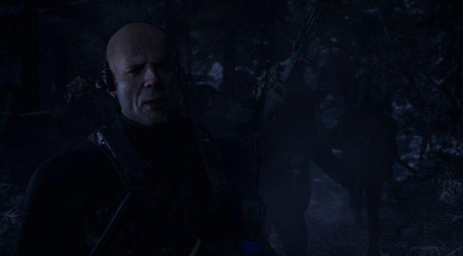 Resident Evil Village Bruce Willis-John McClane Mod-1