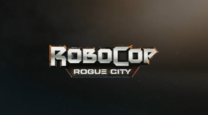 RoboCop: Rogue City announced, coming to PC in 2023