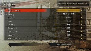 Samurai Warriors 5 graphics settings-1