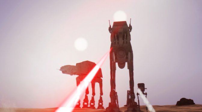 Star Wars Open Worlds Mod for Fallout New Vegas looks really impressive