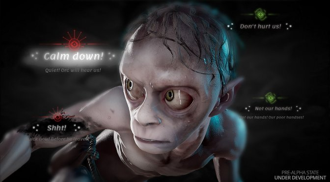 The Lord of the Rings Gollum July 2021 screenshots-3