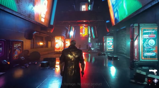 Vigilance 2099 looks like the PREY 2 game you've always wanted
