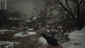 Resident Evil Village native 4K-4