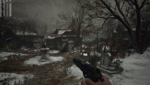 Resident Evil Village AMD FSR-4