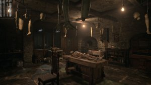 Resident Evil Village native 4K-5