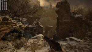 Resident Evil Village AMD FSR-7