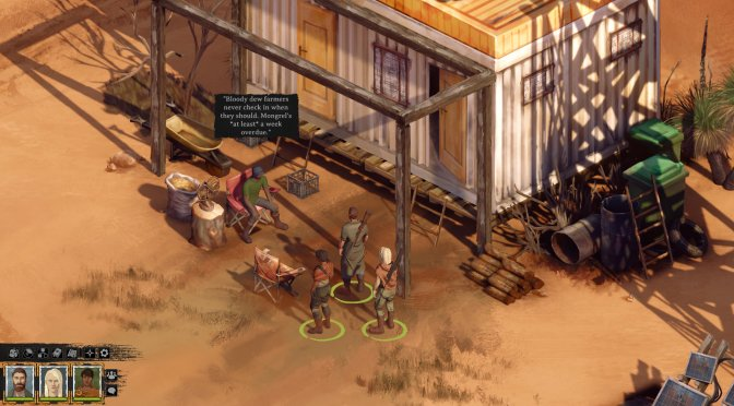 Team17 has announced a Fallout-like post-apocalyptic RPG, Broken Roads