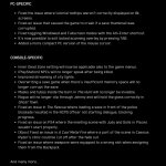 Cyberpunk 2077 Patch 1.3 Release Notes-11